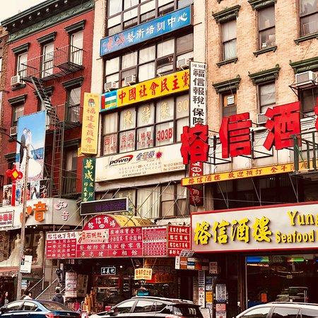 Vegetarian Restaurant Chinatown New York