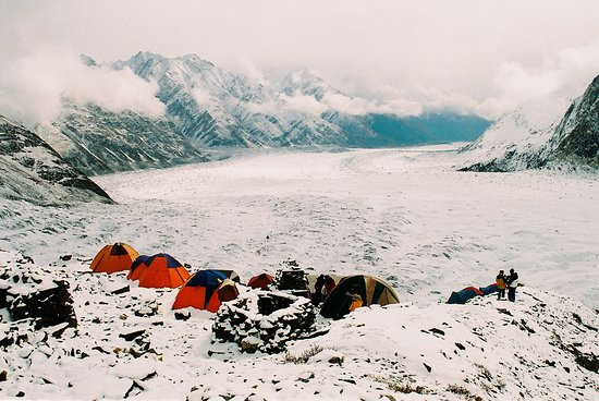 Hunza, Pakistan: Camp 2