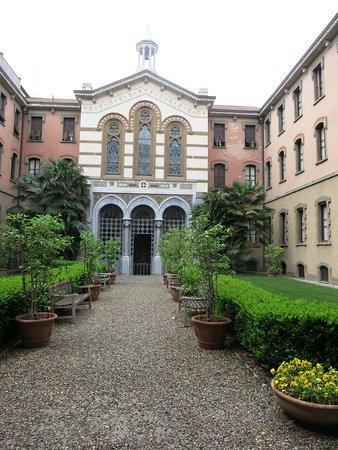 Casa di Riposo per Musicisti Giuseppe Verdi: Grabstätte Giuseppe Verdis