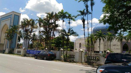 Kuala Berang, Malezja: Masjid Sultan Mahmud