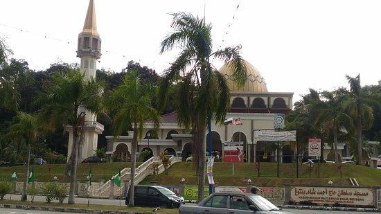 Bentong, ماليزيا: Masjid Sultan Haji Ahmad Shah