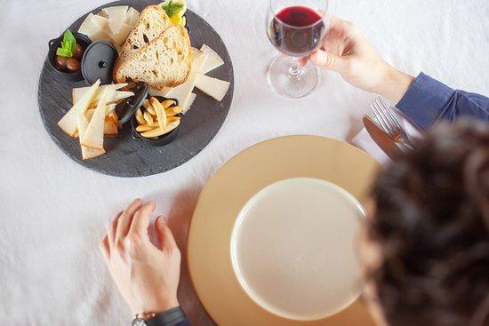 Tiedra, สเปน: Tabla de quesos zamoranos