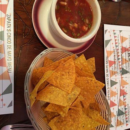 Palisades, NY: My Cinco de Mayo lunch