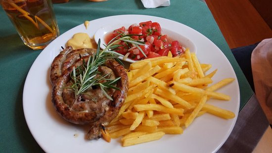 Peculiar sitio donde degustar comida polaca