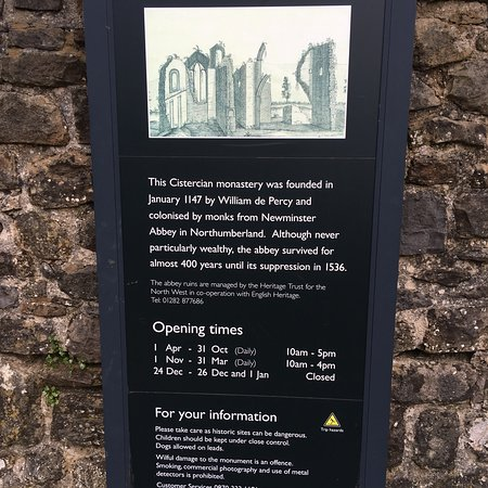 Sawley, UK: A very interesting Place to Visit