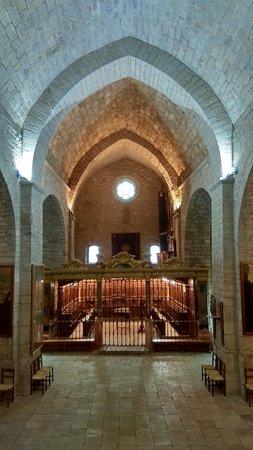 Roda de Isabena, Spain: coro