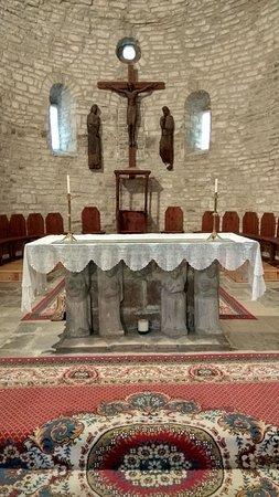 Roda de Isabena, إسبانيا: altar mayor
