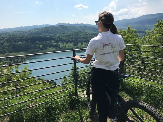 E-Bike Lago D'Orta