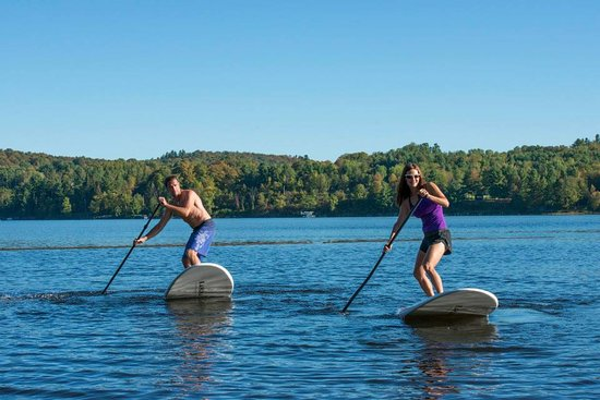 Chelsea, Canadá: SUP skills