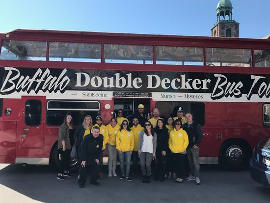 Buffalo Double Decker Bus Tours