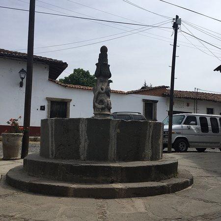 Tapalpa, Μεξικό: Pila De Las Culebras