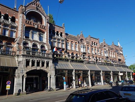 Balcony Picture Of Clemens Hotel Amsterdam Tripadvisor