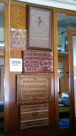 Piedrabuena, Ισπανία: Bar Oasis