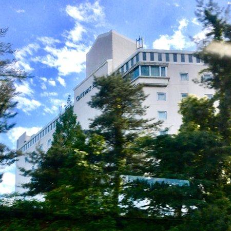 โรงแรมนาริตะ พอร์ท: 成田ゲートウェイホテル 外観