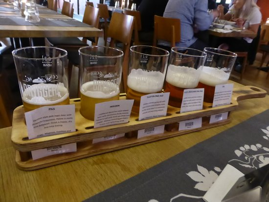 Bryggeri : Beer tasting set