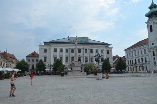 Györ, Ungarn: Szechenyi Square