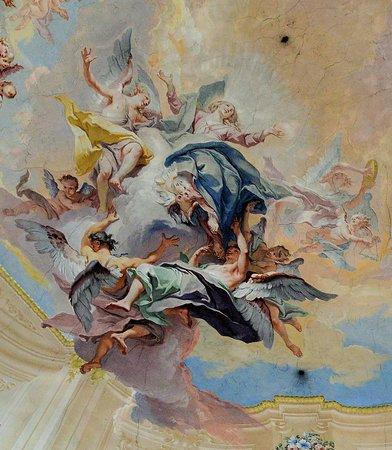Carlo Innocenzo Carloni. Assunzione della Vergine. Lodi, Chiesa di San Filippo Neri.