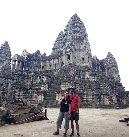 Keath Angkor Tours: en Angkor