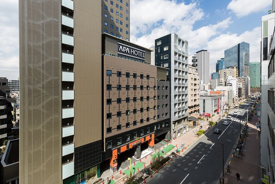 APA HOTEL & RESORT NISHISHINJUKU GOCHOME-EKI TOWER HK$524 (H̶K̶$̶5̶8̶6̶) - Updated 2018 Prices ...