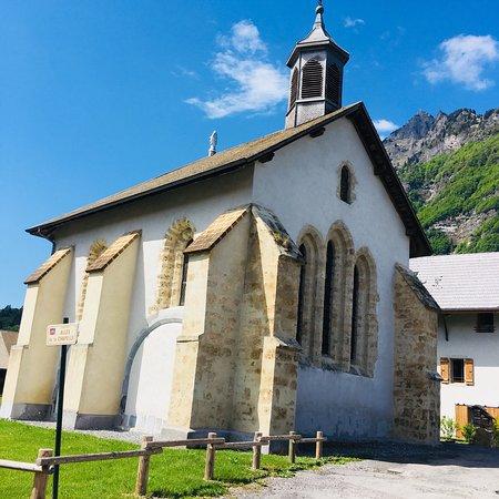 Taninges, Frankrike: Chapelle de Flerier