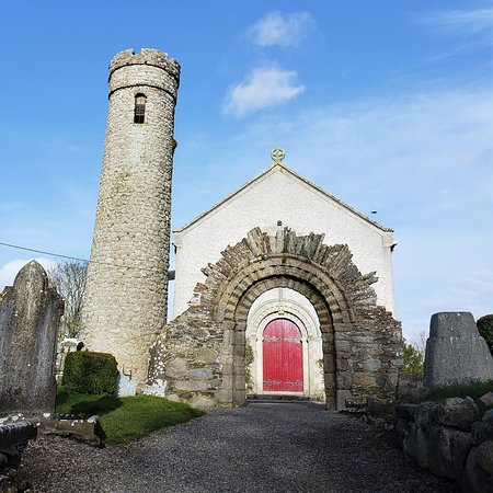 Castledermot, أيرلندا: It was beautiful!