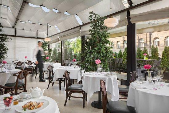 Le Bistro Esplanade Zagreb Menu Prices Restaurant Reviews Tripadvisor