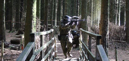‪Wargame Company Tavistock Paintball and Outdoor Laser Games‬
