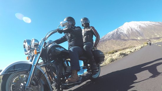 Canary Islands Rides