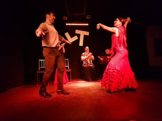 Tablao Flamenco Las Tablas: 20180502_200507_large.jpg