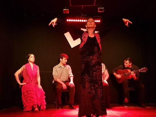 Tablao Flamenco Las Tablas: 20180502_201409_large.jpg