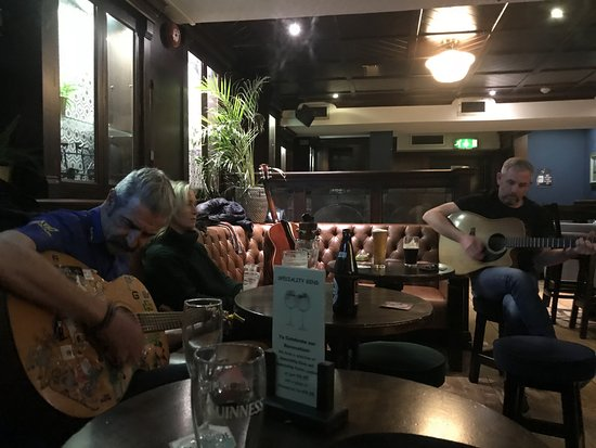 Music Jam Session Picture Of The Watermill Raheny Tripadvisor