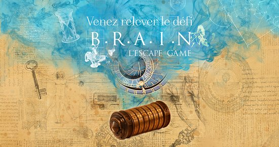 Brain, L'Escape Game