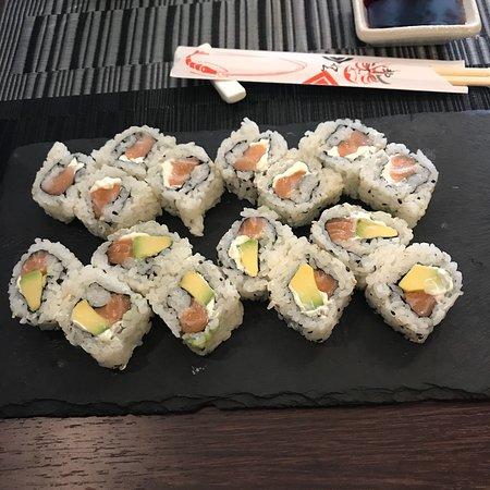Yoi Sushi Restaurant: gunkan