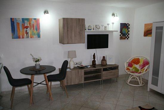 Roccavaldina, Italia: interno,casa