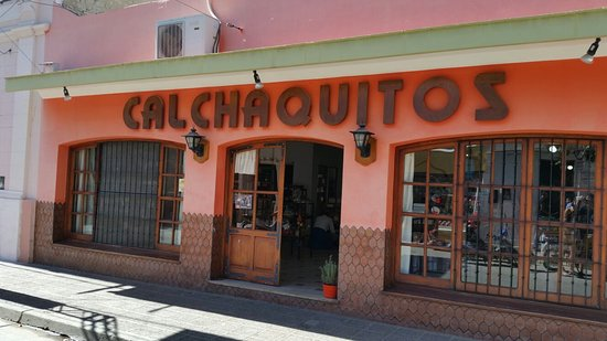 ‪Calchaquitos‬