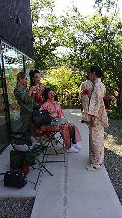 Kimono De Nara