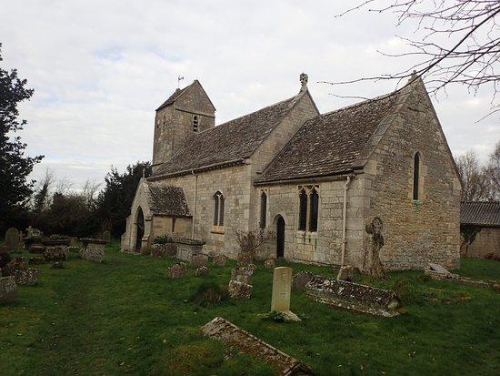 St Swithun's Church, Brookthorpe: St Swithun's exterior