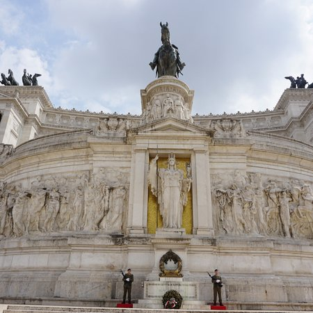 Roma dal Cielo Terrazza delle Quadrighe (Rome, Italy): UPDATED 2018 ...