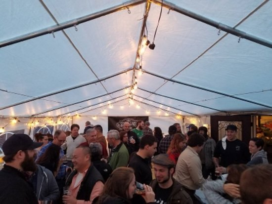 Rock Stream, NY: Scottish Cask Ale Festival