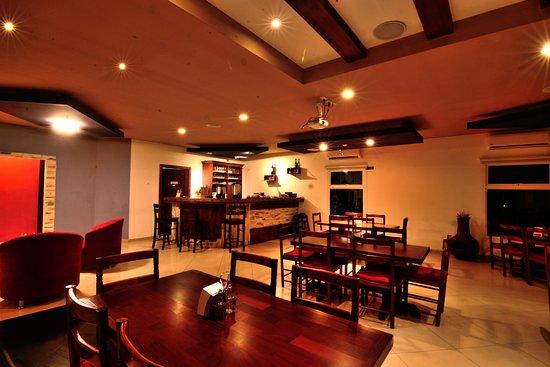 Hotel RDG: ÁREA RESTAURANTE