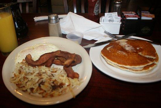 Cushing, OK: My great meal