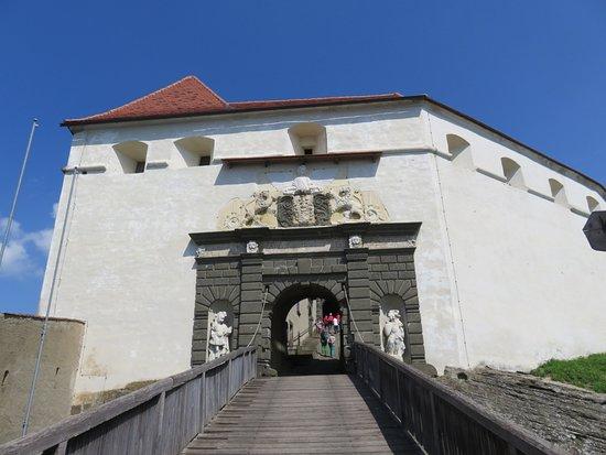 Riegersburg: Burgeingang