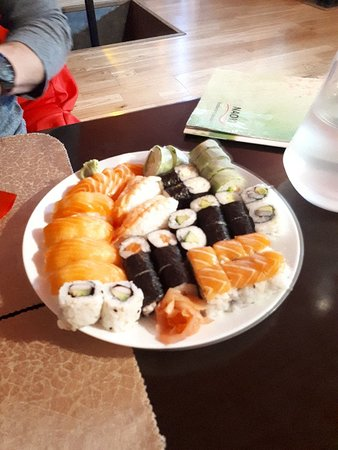 Restaurant naoki dans saint herblain avec cuisine - Cuisine plus saint herblain ...