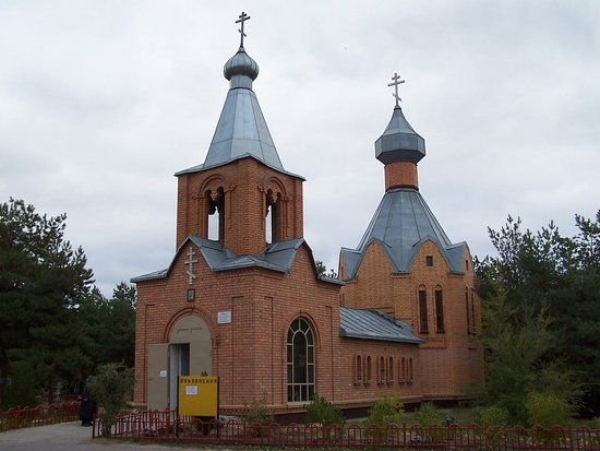 Cemetery Church of Sts. Sergius and Herman of Valaam