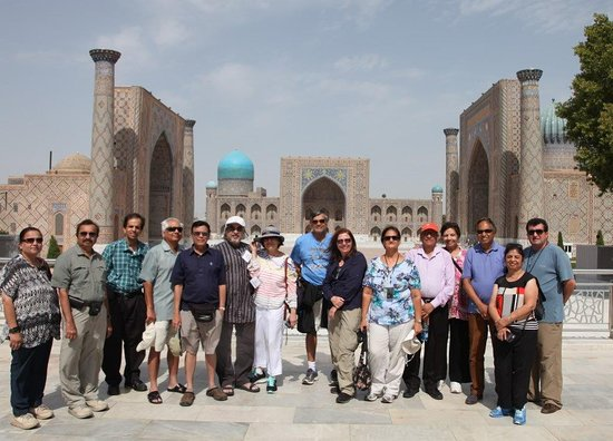 Lake Mary, Floride : 5 Stans of Central Asia tour
