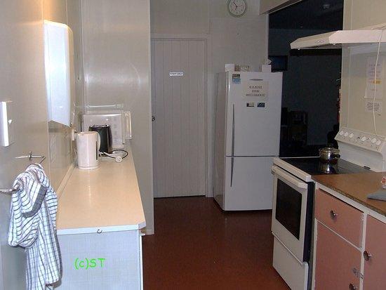 Twizel, New Zealand: Shared kitchen