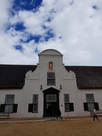 Constantia, Güney Afrika: Vista da casa Principal