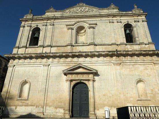 Palazzolo Acreide, Italy: la semplice facciata ottocentesca