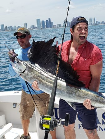 Outcast charter fishing miami beach fl updated 2018 for Outcast fishing charters