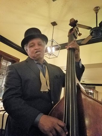 Jazz Trio Bass player.